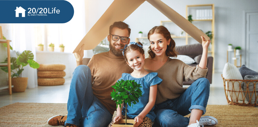 3 Reasons You Should Buy 20/20 Mortgage Protection Insurance